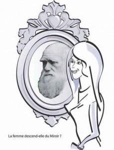 La femme descend-elle du Miroir?