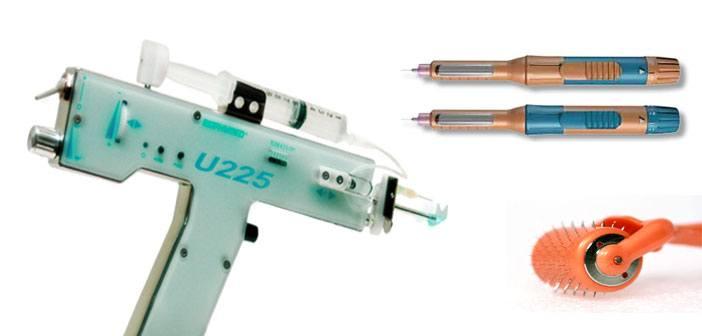 appareils injecteurs