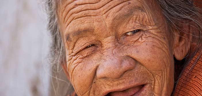 Vieillissement cutané intrinsèque & signes histologiques