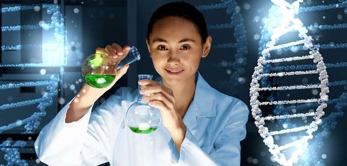 laboratoire ADN