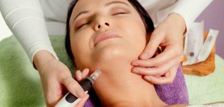 traitement du visage par micro-aiguilles