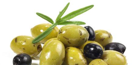 olives et romarin