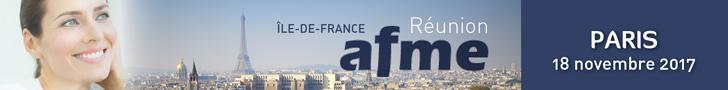 Réunion AFME Paris