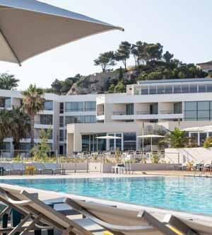 Hotel NH Marseille