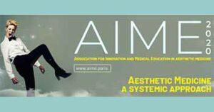congrès esthétique AIME