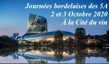congres 5A Bordeaux
