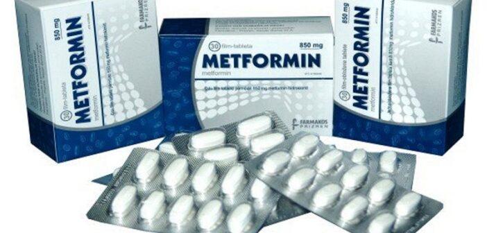 Usage de la metformine en anti-âge